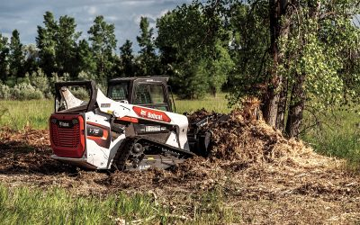 Doosan Bobcat Partners with Ainstein to Develop Radar Sensor Technology for Compact Equipment