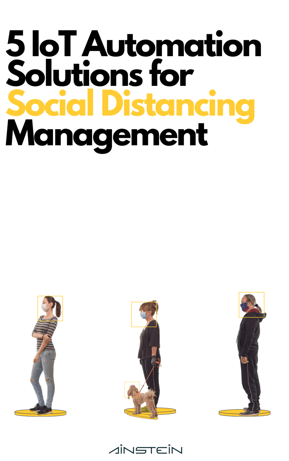 Social Distancing Management IoT