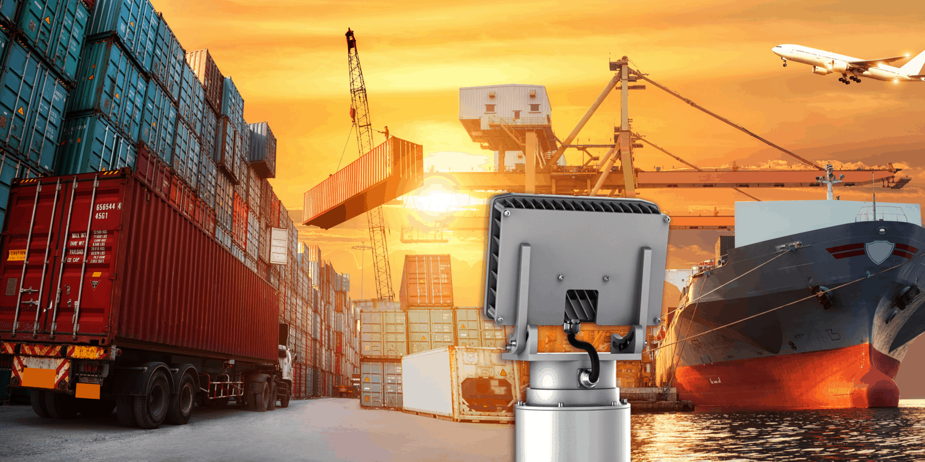 freight and port IoT