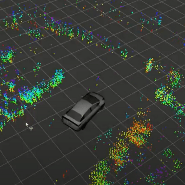 Point Cloud Automotive mapping imaging radar
